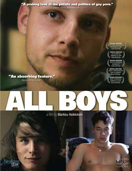 All Boys - 11 x 17 Movie Poster - Style A