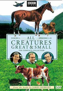 All Creatures Great and Small - 11 x 17 Movie Poster - Style A