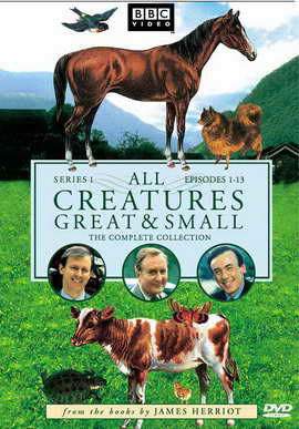 All Creatures Great and Small - 27 x 40 Movie Poster - Style A