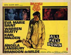 All Fall Down - 22 x 28 Movie Poster - Half Sheet Style A