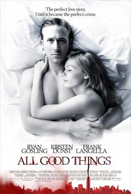 All Good Things - 11 x 17 Movie Poster - Style A