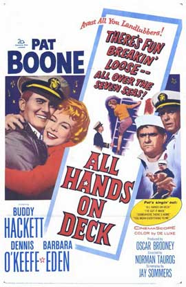 All Hands on Deck - 11 x 17 Movie Poster - Style A