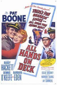 All Hands on Deck - 27 x 40 Movie Poster - Style A