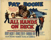 All Hands on Deck - 22 x 28 Movie Poster - Half Sheet Style A