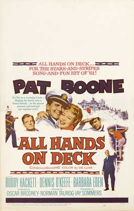 All Hands on Deck - 11 x 17 Movie Poster - Style B