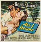 All I Desire - 30 x 30 Movie Poster - Style A