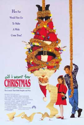 All I Want for Christmas - 11 x 17 Movie Poster - Style A