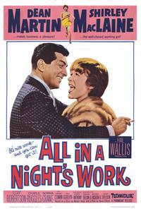 All in a Night's Work - 27 x 40 Movie Poster - Style A