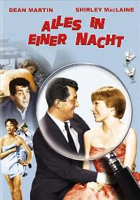 All in a Night's Work - 11 x 17 Movie Poster - German Style A