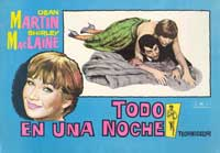 All in a Night's Work - 43 x 62 Movie Poster - Spanish Style A