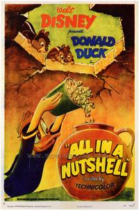 All in a Nutshell - 43 x 62 Movie Poster - Bus Shelter Style A