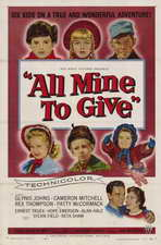 All Mine to Give - 11 x 17 Movie Poster - Style A