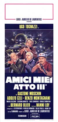 All My Friends Part 2 - 13 x 28 Movie Poster - Italian Style B