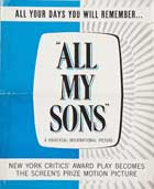 All My Sons - 11 x 14 Movie Poster - Style A
