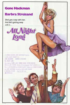 All Night Long - 11 x 17 Movie Poster - Style A