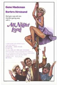 All Night Long - 27 x 40 Movie Poster - Style A