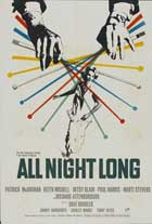 All Night Long - 11 x 17 Movie Poster - UK Style A