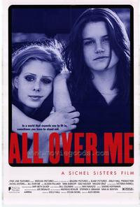 All Over Me - 11 x 17 Movie Poster - Style A