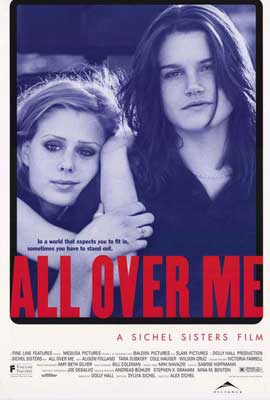 All Over Me - 27 x 40 Movie Poster - Style A