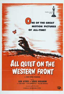 All Quiet on the Western Front - 27 x 40 Movie Poster - Style C