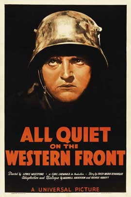 All Quiet on the Western Front - 11 x 17 Movie Poster - Style E