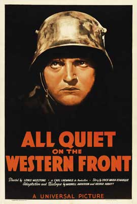 All Quiet on the Western Front - 27 x 40 Movie Poster - Style D