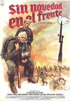 All Quiet On the Western Front - 27 x 40 Movie Poster - Spanish Style A