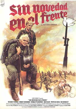 All Quiet On the Western Front - 11 x 17 Movie Poster - Spanish Style A