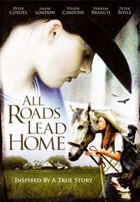 All Roads Lead Home - 43 x 62 Movie Poster - Bus Shelter Style A