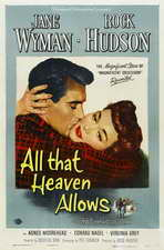 All That Heaven Allows - 27 x 40 Movie Poster - Style C
