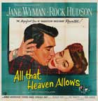 All That Heaven Allows - 30 x 30 Movie Poster - Style A
