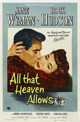 All That Heaven Allows - 11 x 17 Movie Poster - Style B