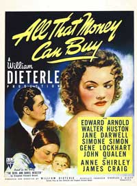 All That Money Can Buy - 11 x 17 Movie Poster - Style B
