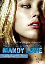 All the Boys Love Mandy Lane - 11 x 17 Movie Poster - French Style A
