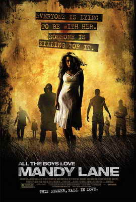 All the Boys Love Mandy Lane - 27 x 40 Movie Poster - Style A