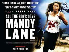 All the Boys Love Mandy Lane - 11 x 17 Movie Poster - Style B