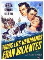 All the Brothers Were Valiant - 27 x 40 Movie Poster - Spanish Style A