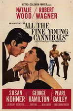 All the Fine Young Cannibals - 11 x 17 Movie Poster - Style A