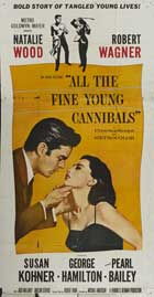 All the Fine Young Cannibals - 20 x 40 Movie Poster - Style A