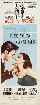 All the Fine Young Cannibals - 14 x 36 Movie Poster - Insert Style A