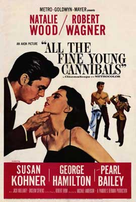 All the Fine Young Cannibals - 27 x 40 Movie Poster - Style A