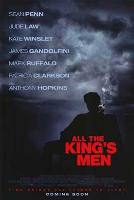 All the King's Men - 11 x 17 Movie Poster - Style A
