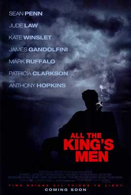 All the King's Men - 27 x 40 Movie Poster - Style A