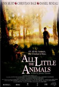 All the Little Animals - 27 x 40 Movie Poster - Style A
