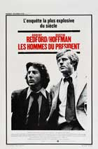 All the President's Men - 27 x 40 Movie Poster - Belgian Style A