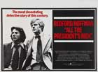 All the President's Men - 30 x 40 Movie Poster UK - Style A