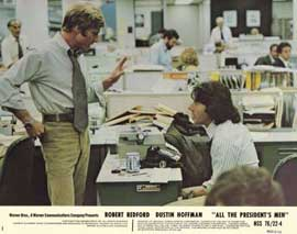 All the President's Men - 11 x 14 Movie Poster - Style A