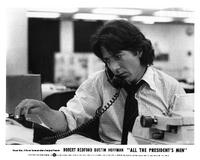 All the President's Men - 8 x 10 B&W Photo #1