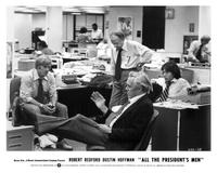 All the President's Men - 8 x 10 B&W Photo #2