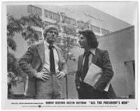 All the President's Men - 8 x 10 B&W Photo #3